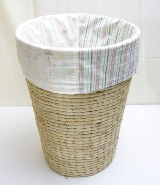 Linen basket side